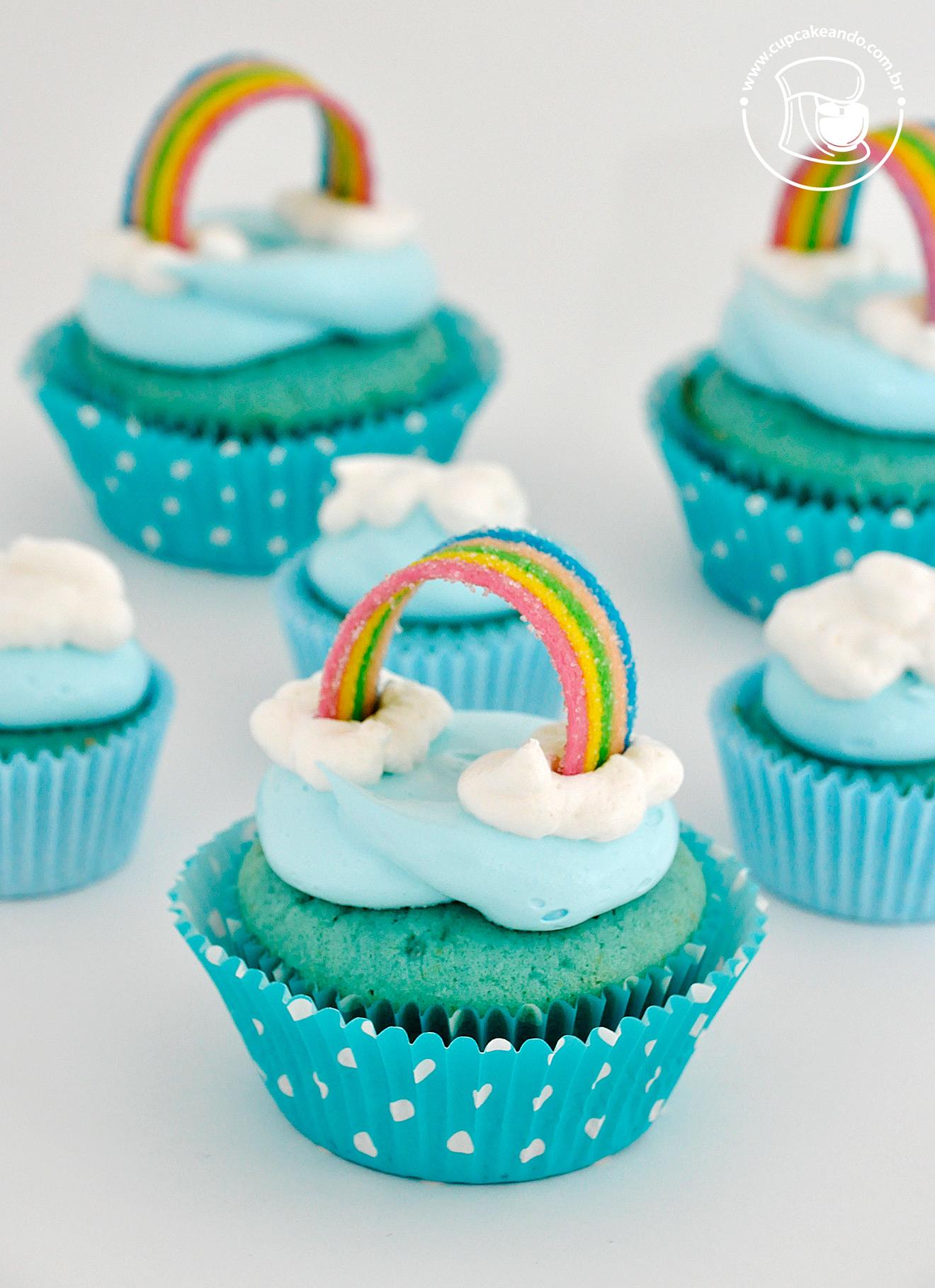 Cupcakeando Arquivos Cupcakes De Tutti Frutti