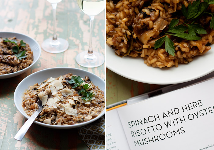 spinach-and-herb-risotto-with-oyster-mushrooms-3-ways2