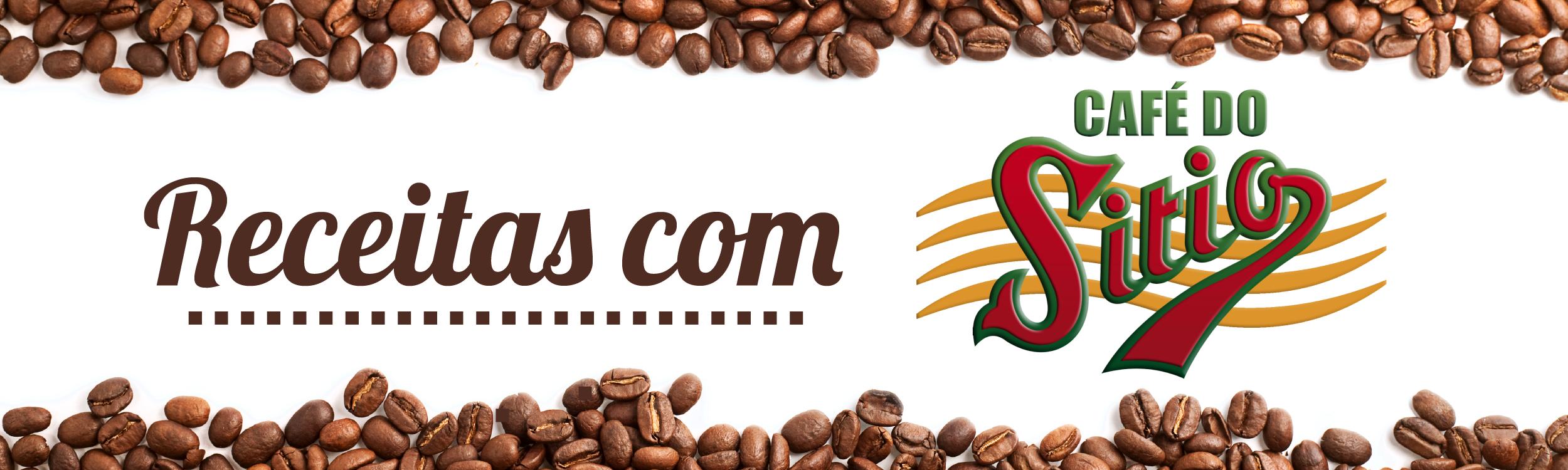 Banner da parceria entre Cupcakeando e Café do Sitio.