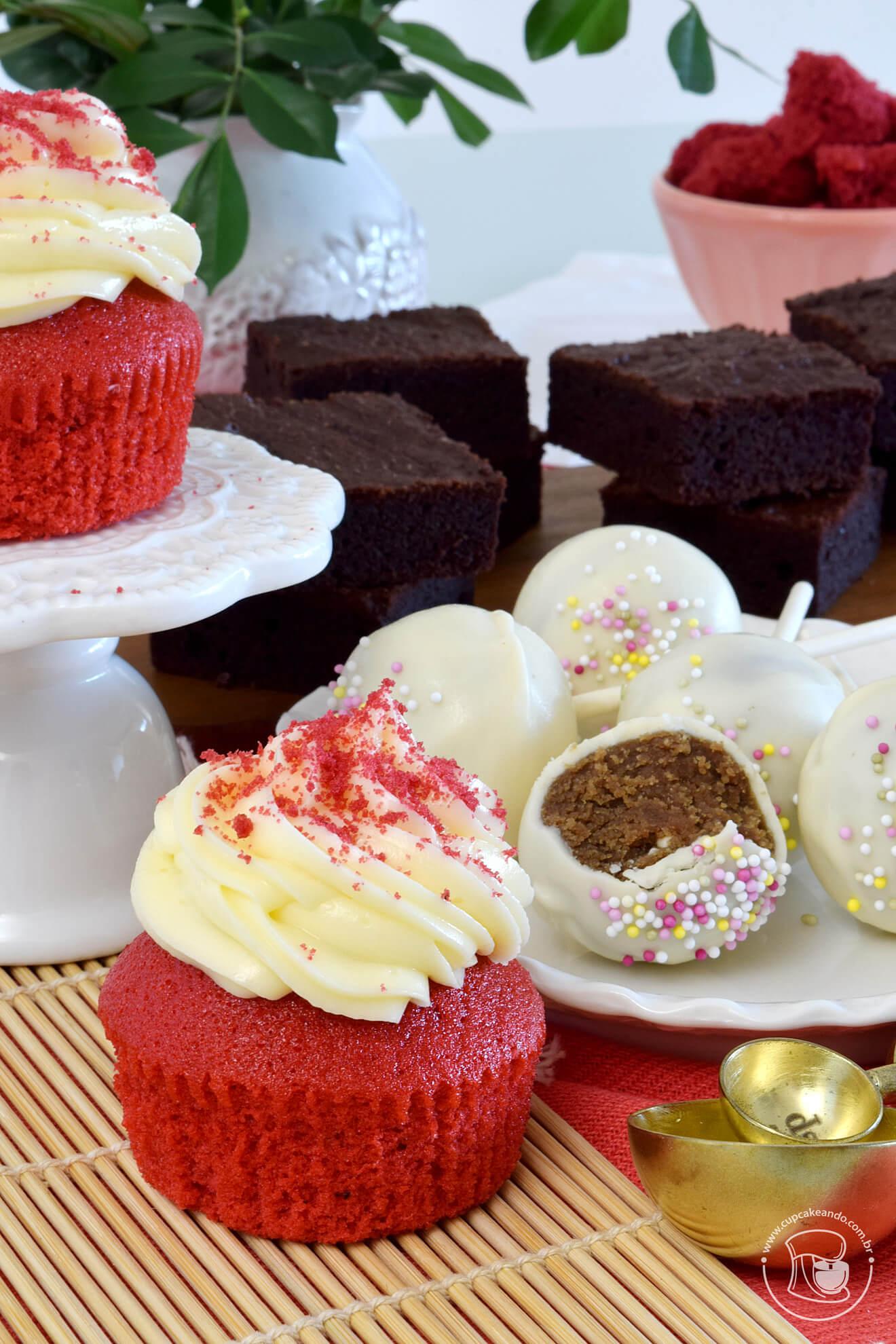 Restos de bolos e cupcakes podem virar receitas novas